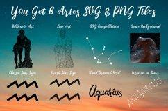 Aquarius Zodiac, Constellation, Horoscope Pack Product Image 2