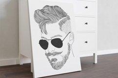 Wall art - modern man fashion Product Image 2