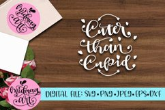 Cuter than Cupid svg, png, jpeg, eps and dxf Product Image 2