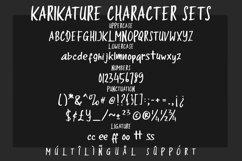 Karikature Handwritten Font Product Image 6