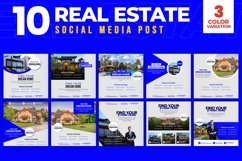 Real Estate 10 Social Media Post Product Image 1