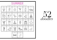 Summer Break / Summer Doodle Font  Product Image 2