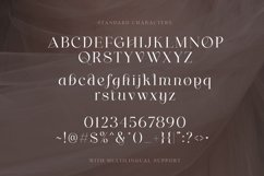 Shaping Heart - Lovely Serif Product Image 4