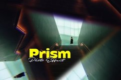 Triangle Prism Photo Effect Product Image 1