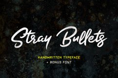 Stray Bullets Product Image 1