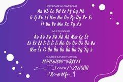 Web Font Meniku Script Font Product Image 5