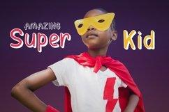 Web Font Super Hero Product Image 3