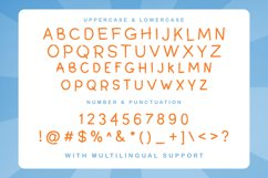 The Swarm - Playful Display Font Product Image 3