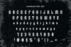 Web Font Blackside Product Image 2