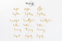 Kinleigh Script Product Image 6