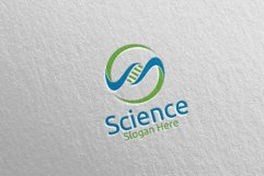 Science and Research Lab Logo Design 22 Product Image 4