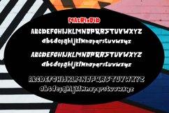 Matrixoid Bold Display font Product Image 6