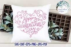 Happy Valentine's Day SVG Product Image 2