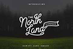North Land Font Duo Product Image 3
