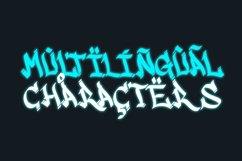 Bigwogs GT - Graffiti Font Product Image 4
