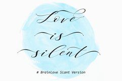 Brainlove - Beautiful Script Product Image 6