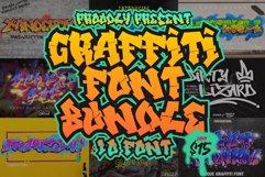 Graffiti Font Bundles Vol 1 Product Image 1