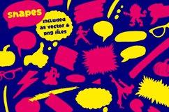 Comic Sidekick A Screwball Comedy Font Family! Product Image 6