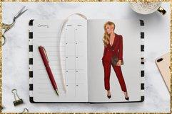 Fashion Girlboss Clipart Product Image 6