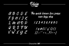 OLIVIA Handlettering Fonts Product Image 2