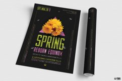 Spring Equinox Flyer Template V6 Product Image 3