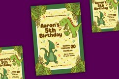 Dino Jumps Display Playful Font Product Image 6