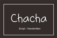Chaca Product Image 2