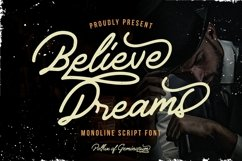 Believe Dreams Product Image 1