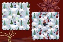 Christmas set. Hand drawn. Product Image 4