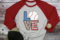 Baseball Mom - Biggest Fan - Baseball Love SVG Product Image 2