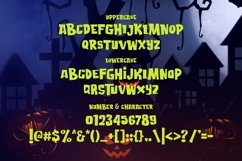 Attack of Monster - Horror font Product Image 4