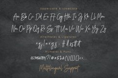 Gisella Jane Handwritten Script Font Product Image 6