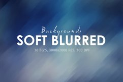 30 Soft Blurred Backgrounds Product Image 1