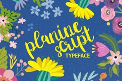 Planine Script Product Image 1