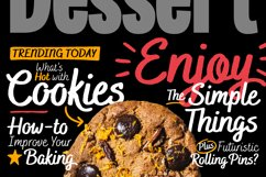 Bakerie Complete Font Family Product Image 2