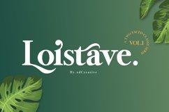 Loistave - elegant serif Product Image 1
