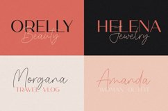 Melody Southern Duo - Luxury Font Duo Product Image 5
