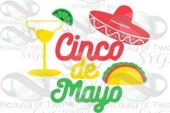 Cinco de Mayo svg & png, Taco svg, Margarita svg Product Image 3