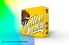 5.5.2 Simple 3D Box Mockup PSD Product Image 1