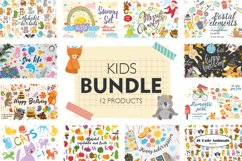 Kids bundle/ Cute baby animals Product Image 1