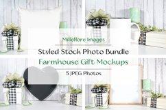 Farmhouse Gifts & Craft Product Mockups JPEG Photos Bundle Product Image 1