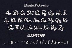Vintage Script Font - Benjamin Victoria Product Image 3