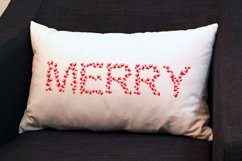 Santa Hat Font - A Fun Christmas Font Product Image 5