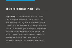 SB Standard - Pixel Font Product Image 2