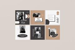 Shya - Instagram Template Set BL Product Image 2