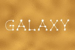 Galaxy handwritten font in ttf, otf Product Image 1