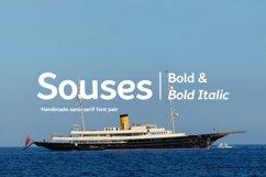 Souses — Bold & Bold Italic Product Image 1