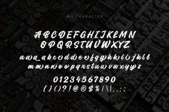 Bonesly Modern Script Font Product Image 2