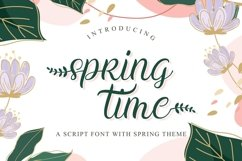 Spring Time Product Image 1