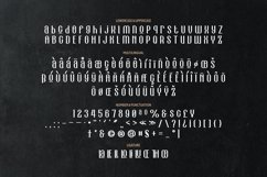 Coloseum - Condensed Display Typeface Product Image 5